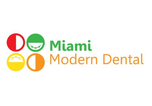 Healthcare Logo Designs - Miami Modern Dental