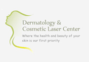 Healthcare Logo Designs - Dermatology & Cosmetic Laser Center
