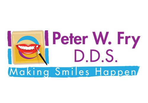Healthcare Logo Designs - Peter W. Fry D.D.S