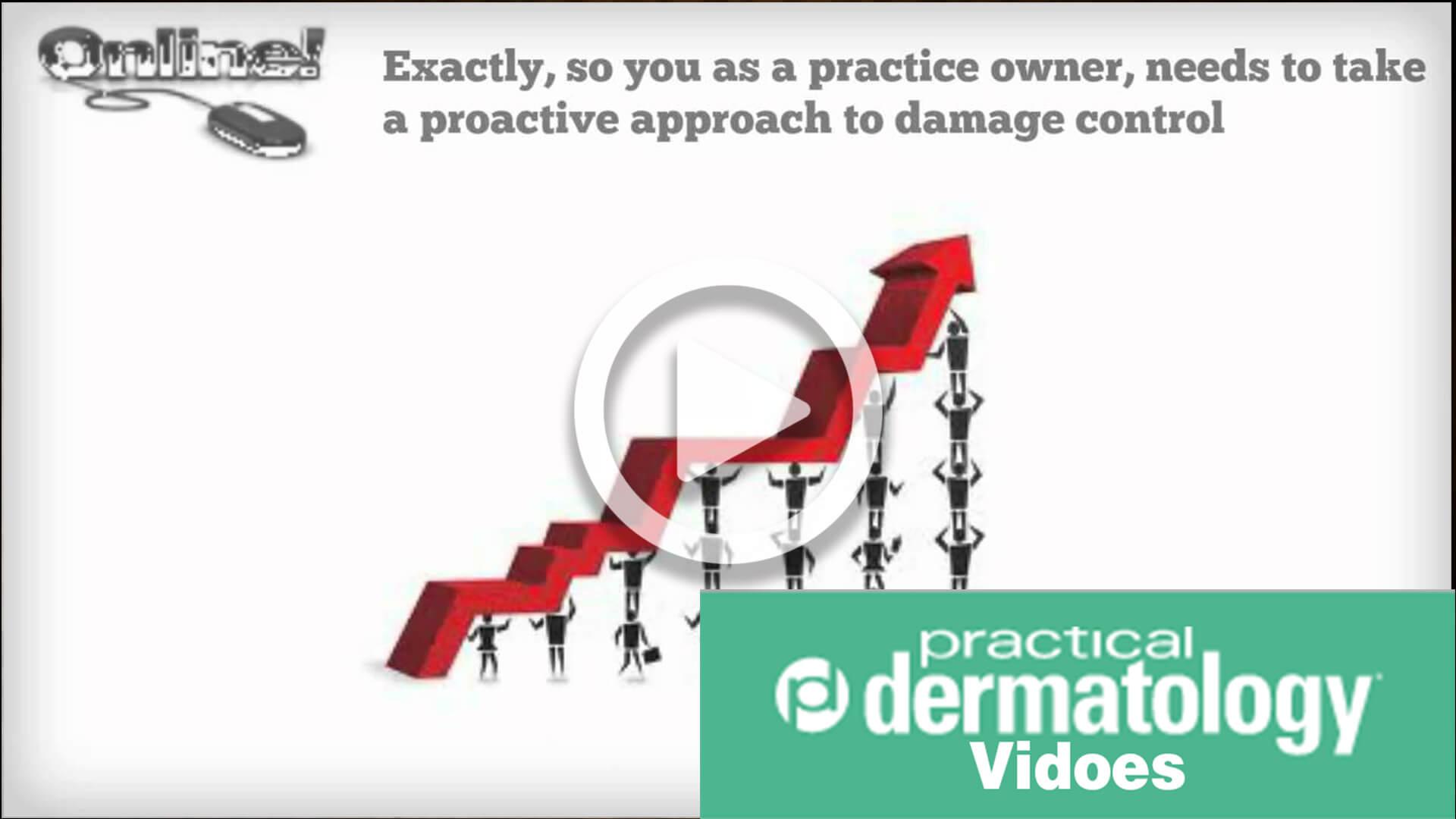 Managing your Practice's online reputation