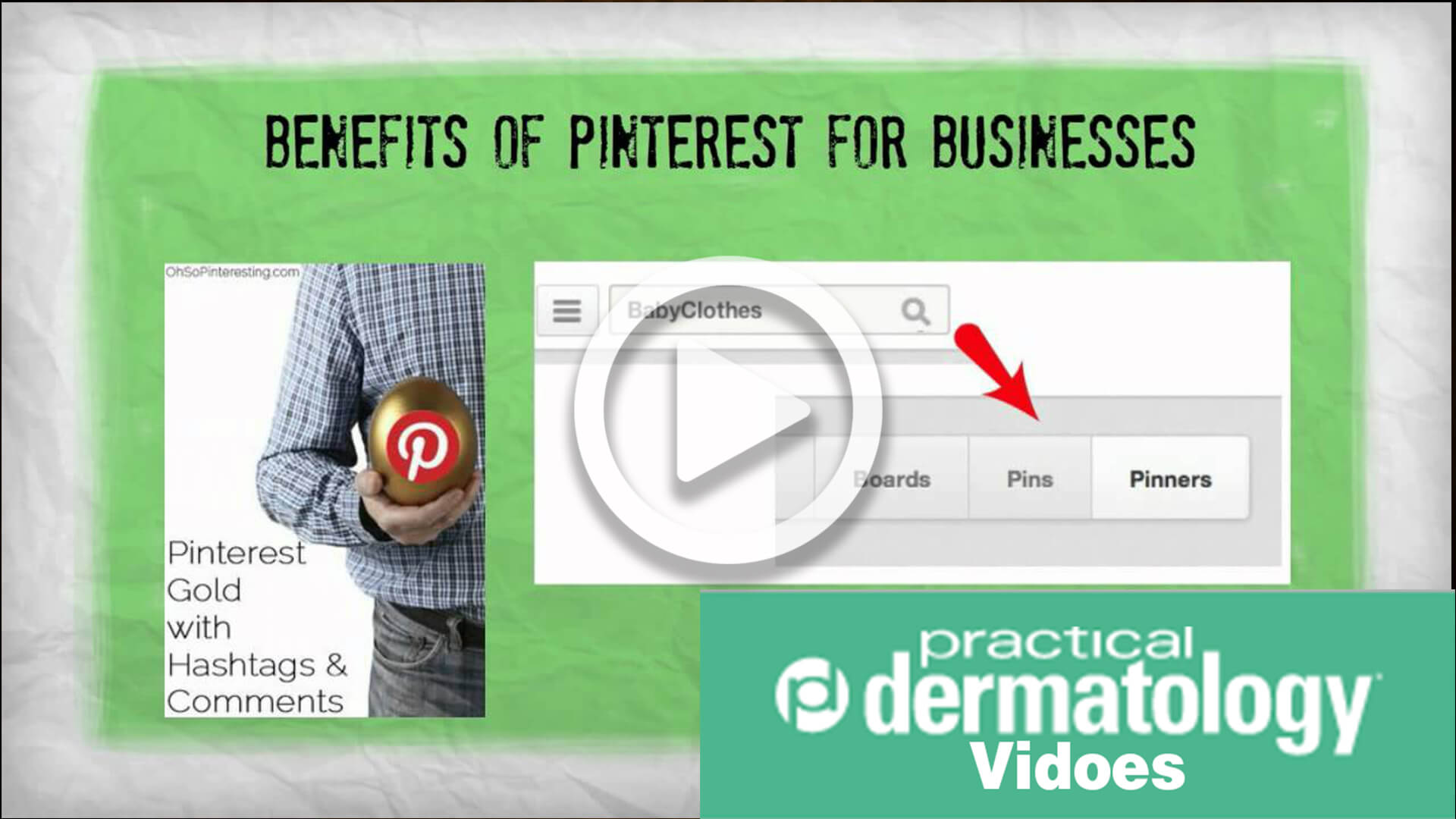 Pinterest for your Practice