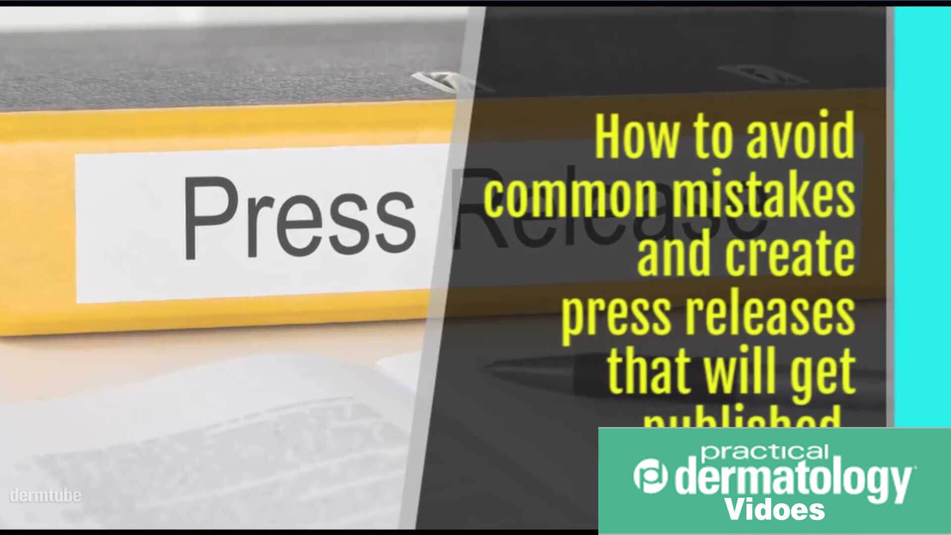 How to avoid common mistakes and create press releases that will get published