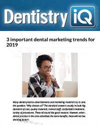3 important dental marketing trends for 2019