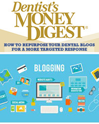 How to Repurpose Your Existing Dental Blogs for More Targeted Response