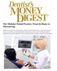 The Modular Dental Practice: From In-House to Outsourcing