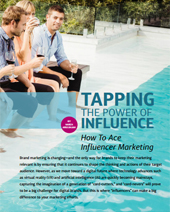 Tapping the Power of Influence - How to Ace Influencer Marketing. As seen in the December 2017 Issue of Pulse Magazine