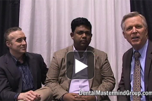Client Testimonials - Dr. Mike Milligan Interviewing Dr. Theodore Siegel and Naren Video