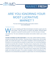 Are you ignoring your most lucrative market?