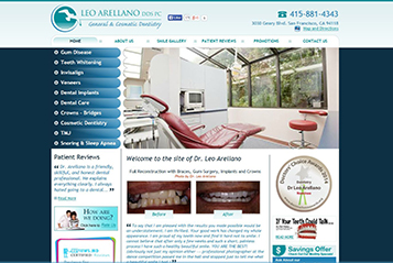 Ekwa SEO Marketing Services - Ekwa Dentistry Design 2