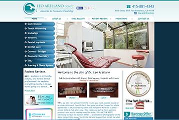 Ekwa SEO Marketing Services - Ekwa Dentistry Design 2